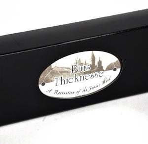 Harry Potter Replica Pius Thicknesse Wand Thumbnail 4