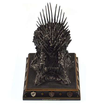 The Iron Throne - The Game of Thrones Replica