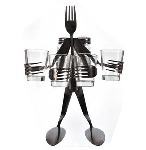 Tequila Party Fork - Forked Up Art Thumbnail 5