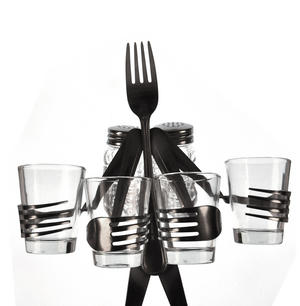 Tequila Party Fork - Forked Up Art Thumbnail 6