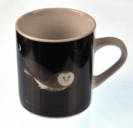 Barn Owl Birdy Mug By Magpie