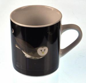 Barn Owl Birdy Mug By Magpie Thumbnail 1
