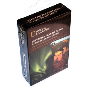 Extraordinary Earth - National Geographic 52 Picture Playing Cards Thumbnail 3