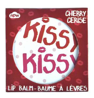 Kissy Kissy Cherry Cerise Lip Balm Thumbnail 3
