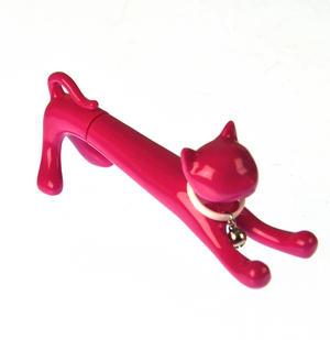 Pink Cat Pen Thumbnail 1