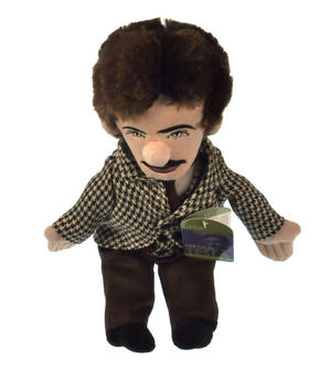 Nikola Tesla Soft Toy  - Little Thinkers Doll Thumbnail 3