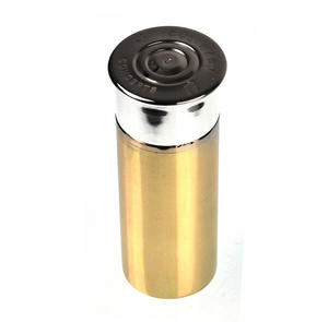 12 Gauge Cartridge Flask - 4 Fluid Ounces Thumbnail 1
