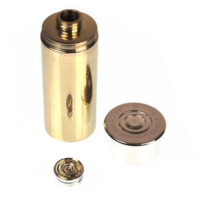 12 Gauge Cartridge Flask - 4 Fluid Ounces Thumbnail 5