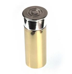 12 Gauge Cartridge Flask - 4 Fluid Ounces Thumbnail 7