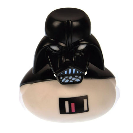 Colour Changing LED Rubber Duck - Duck Fader -  Come to the Dark Side Darth Duck