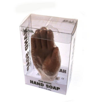 Hand Soap - Hand Shaped & Musk Scented Fun Thumbnail 2