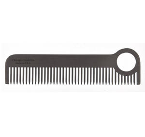 Beard Comb Set - Classic Model No.1  with Leather Sheath - Beard Grooming Essentials Thumbnail 2