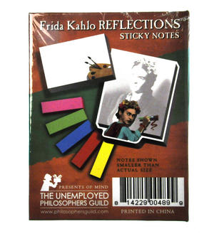 Frida Kahlo - Reflections Sticky Notes Set Thumbnail 2