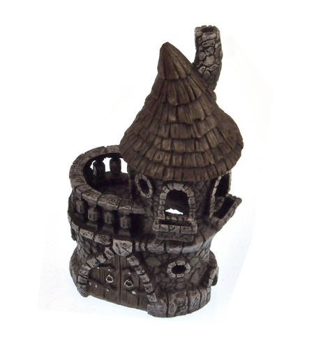 Castle Fairy Home - Fiddlehead Fairy Garden Collection