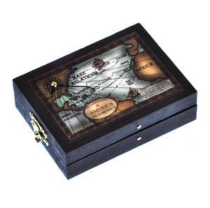 Pocket Sundial Compass Antique Scientific Instrument Thumbnail 2