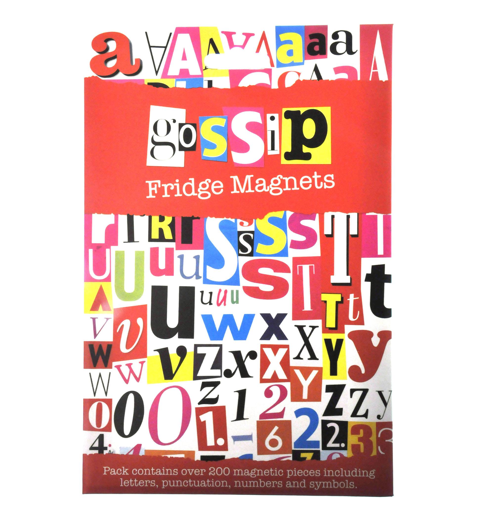 magazine letter font