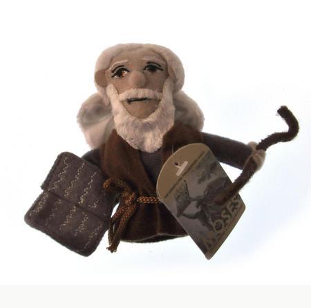 Moses Finger Puppet & Fridge Magnet