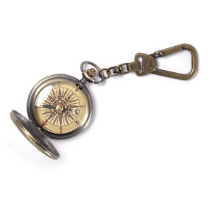 Pocket Gothic Compass Rose Antique Scientific Instrument Thumbnail 4