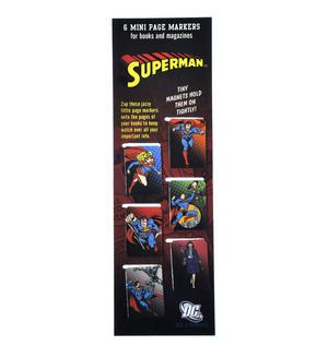 Superman DC Comics Mini Book Marks Thumbnail 1