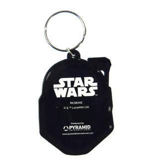 Star Wars Boba Fett  Rubber Keyring Thumbnail 2