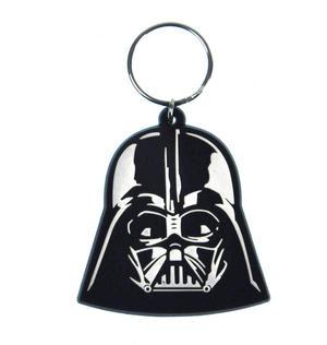 Star Wars Darth Vader Rubber Keyring Thumbnail 1