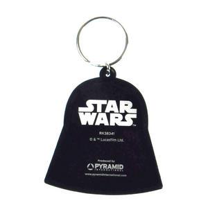 Star Wars Darth Vader Rubber Keyring Thumbnail 2