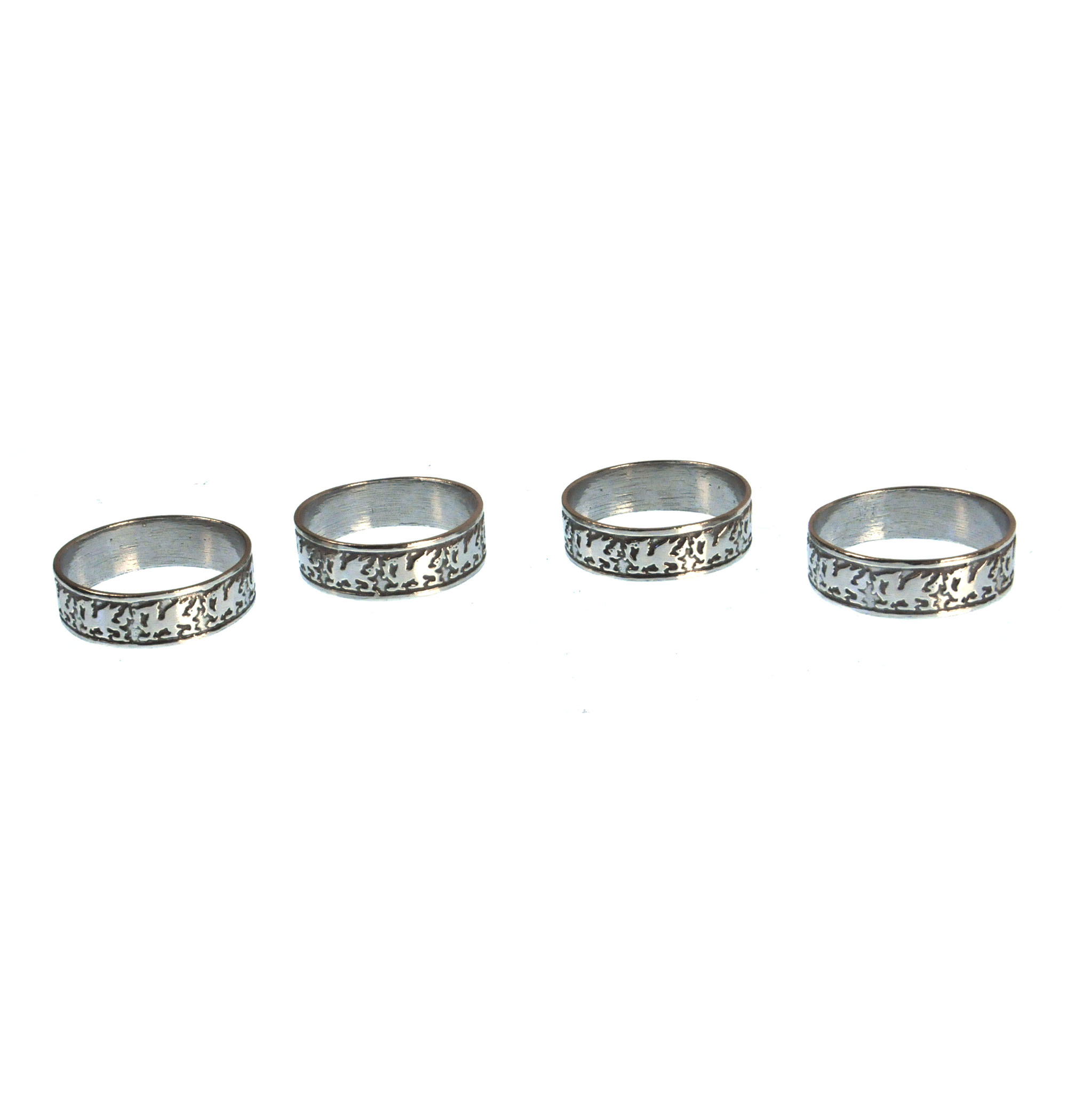 img rings bear stamped products i brave hand strong mama wedding am pewter