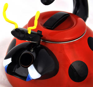 Ladybird - Traditional Whistling Hob Kettle Thumbnail 5