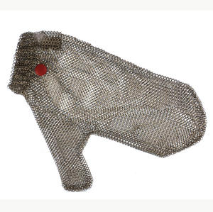 Chainmail Oyster Safety Mitt Thumbnail 1