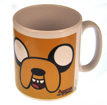 Adventure Time Jake Dog Mug