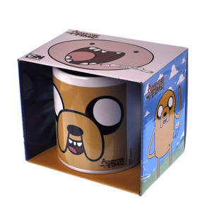 Adventure Time Jake Dog Mug Thumbnail 2