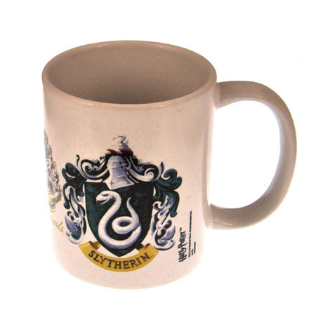 Slytherin Coat of Arms Hogwarts Harry Potter Mug