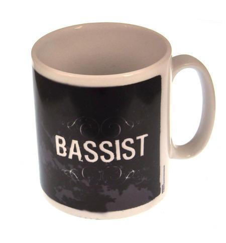 Bassist Band Member Mug