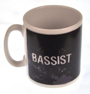 Bassist Band Member Mug Thumbnail 3