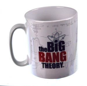 Sheldon Cooper Big Bang Theory Mug Thumbnail 2