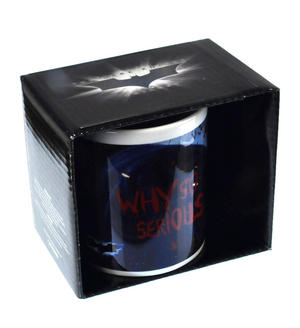 Why So Serious? Joker  Batman Boxed Mug Thumbnail 3