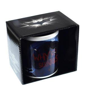 Why So Serious? Joker  Batman Boxed Mug Thumbnail 3