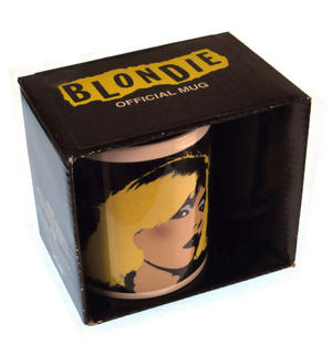 Blondie - Debbie Harry Official  Mug Thumbnail 2