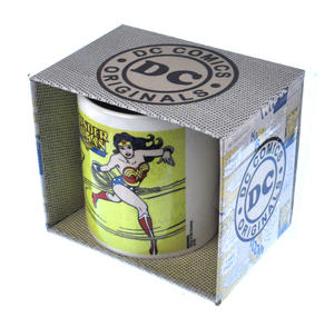 Wonder Woman Mug - Lasso of Truth Ready To Fly Thumbnail 3