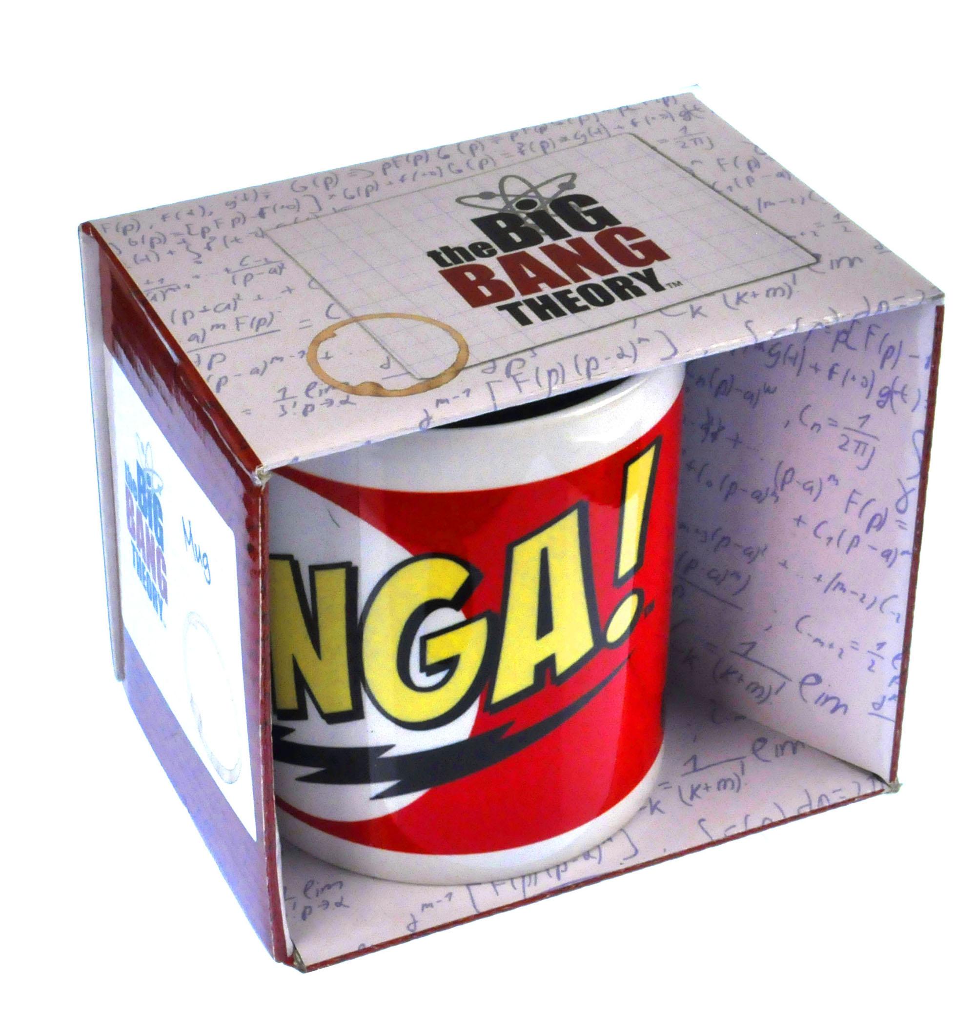 Big Bang Theory Cat In A Box