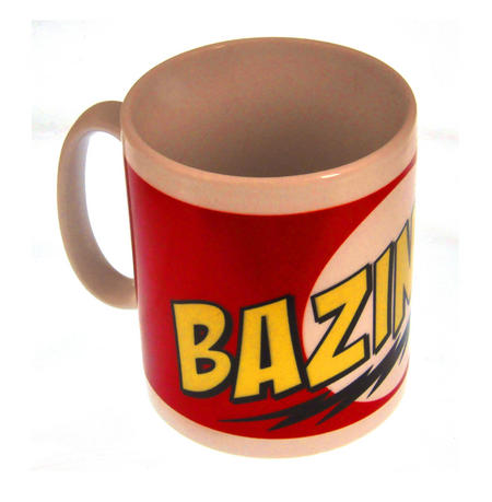 Bazinga Big Bang Theory Mug