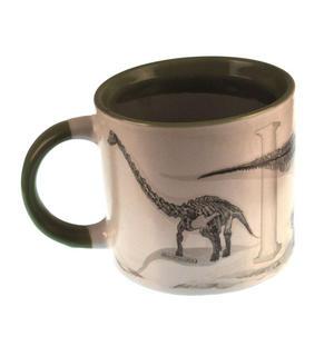 Disappearing Dinosaur - Live to Skeleton Heat Change Mug Thumbnail 3