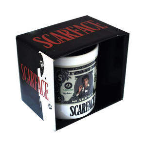 Scarface - I Trust Me Dollar Bill Mug Thumbnail 2