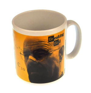Breaking Bad - I Am The Danger - Heisenberg Mug Thumbnail 2