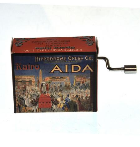 Giuseppe Verdi - Aida Opera Music Box - Triumphal March