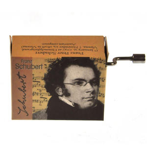 Franz Schubert - Ave Maria Music Box Thumbnail 1