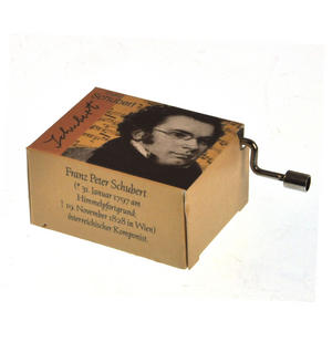 Franz Schubert - Ave Maria Music Box Thumbnail 2