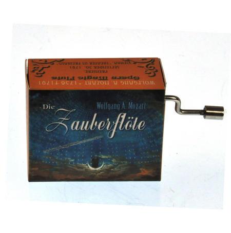 Wolfgang Amadeus Mozart - The Magic Flute Opera Music Box - The Bird Catcher Am I