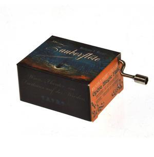 Wolfgang Amadeus Mozart - The Magic Flute Opera Music Box - The Bird Catcher Am I Thumbnail 2