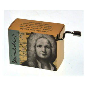 Antonio Vivaldi - Four Seasons - Spring Music Box